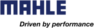 Mahle Driven by performance Logo